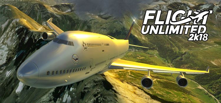 Flight Unlimited 2K18 Free Download Full Version PC Game