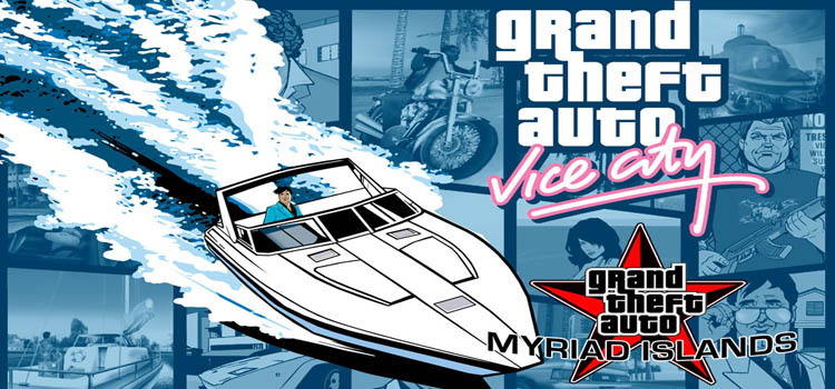 GTA Vice City Myriad Islands Free Download Full PC Game