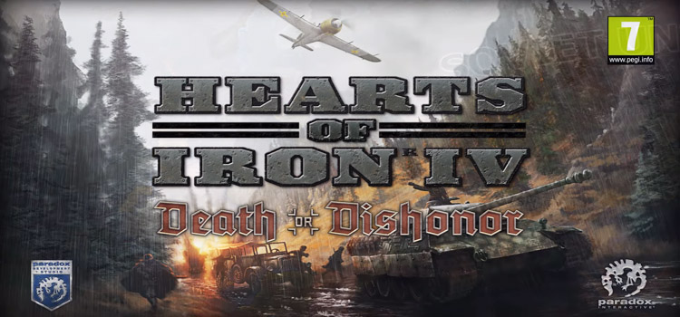 Hearts Of Iron 4 Death Or Dishonor Free Download PC Game