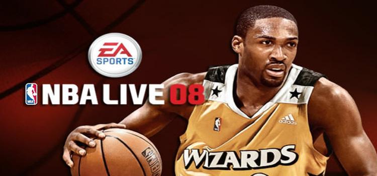NBA Live 08 Free Download FULL Version PC Game