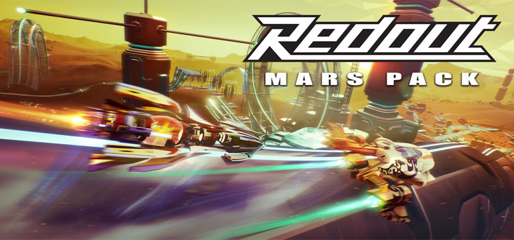 Redout Mars Pack Free Download FULL Version PC Game