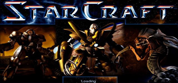 StarCraft 1 Free Download FULL Version Cracked PC Game