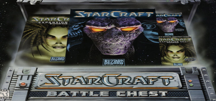 StarCraft Battle Chest Free Download Full Version PC Game