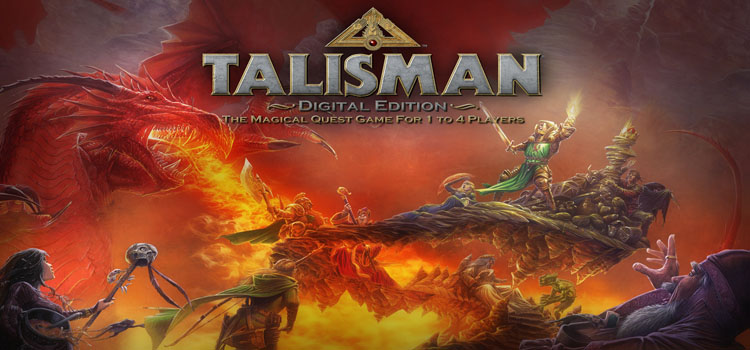 Talisman Digital Edition Free Download Cracked PC Game