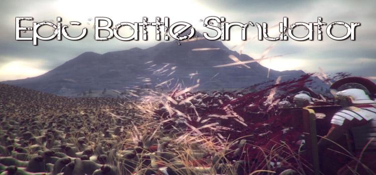 Ultimate Epic Battle Simulator Free Download Full PC Game