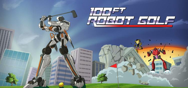 100ft Robot Golf Free Download FULL Version PC Game
