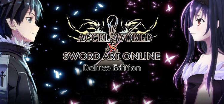 Accel World VS Sword Art Online Deluxe Edition Free Download