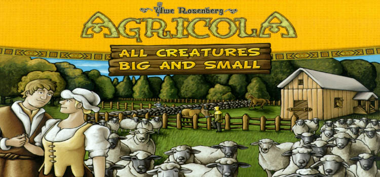 Agricola All Creatures Big And Small Free Download PC