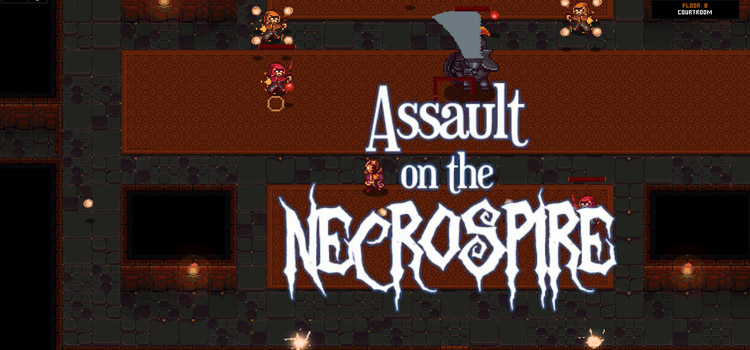 Assault On The Necrospire Free Download FULL PC Game
