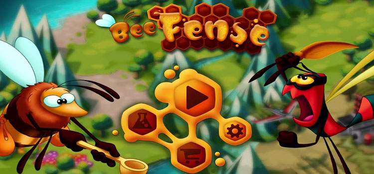 BeeFense Free Download FULL Version Cracked PC Game