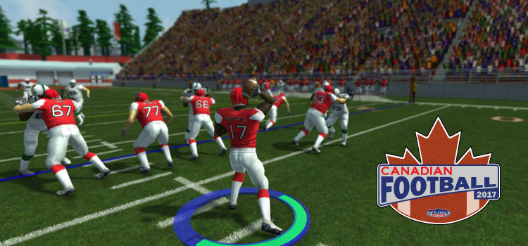 Canadian Football 2017 Free Download Full Version PC Game