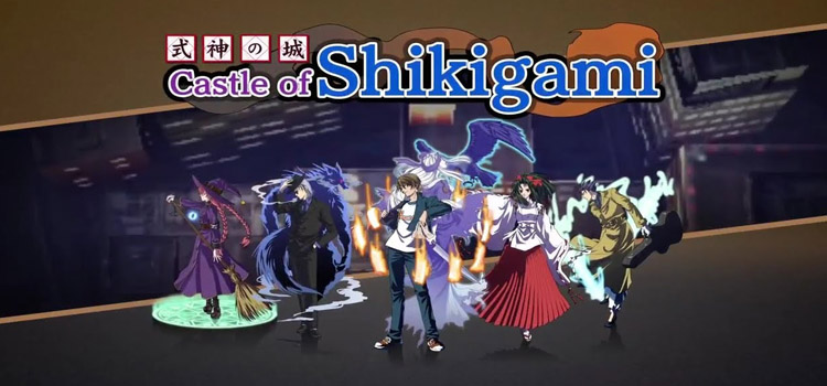 Castle Of Shikigami Free Download FULL Version PC Game