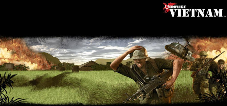 Conflict Vietnam Free Download FULL Version PC Game