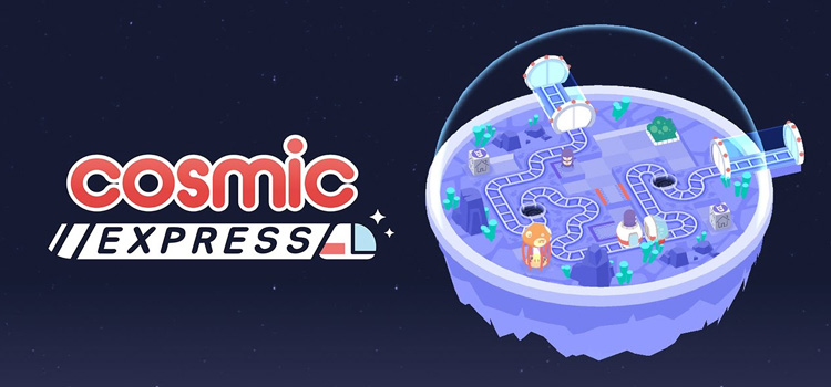 Cosmic Express Free Download Full Version Cracked PC Game