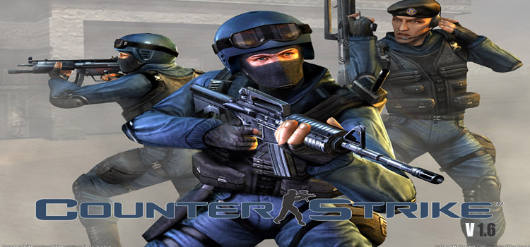 Counter Strike 1.6 Online Multiplayer Free Download PC Game