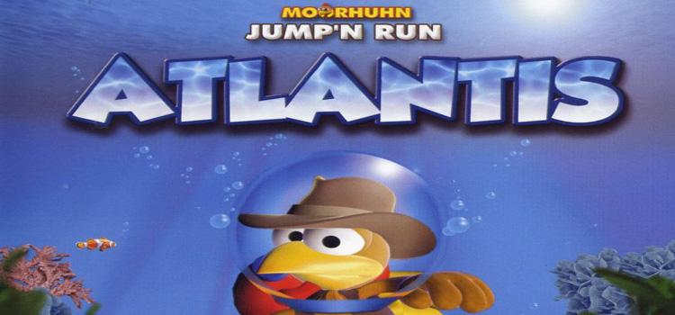 Crazy Chicken Atlantis Free Download Full Version PC Game