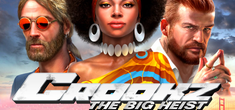 Crookz The Big Heist Free Download Full Version PC Game