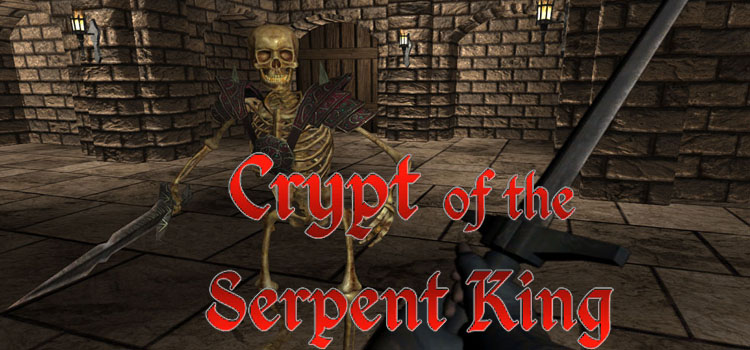Crypt Of The Serpent King Free Download Cracked PC Game