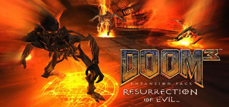 DOOM 3 Resurrection Of Evil Free Download Full PC Game