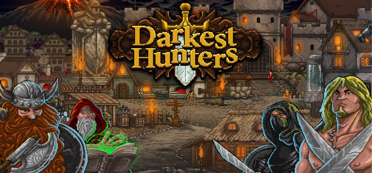 Darkest Hunters Free Download Full Version Cracked PC Game