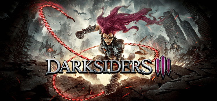Darksiders 3 Free Download Full Version Cracked PC Game