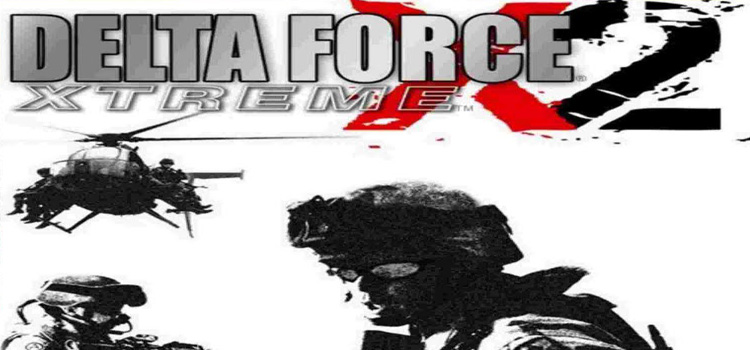 Delta Force Xtreme 2 Free Download Cracked PC Game