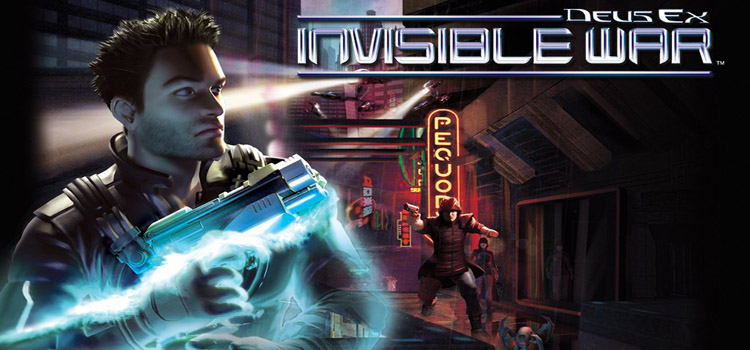 Deus Ex Invisible War Free Download FULL PC Game