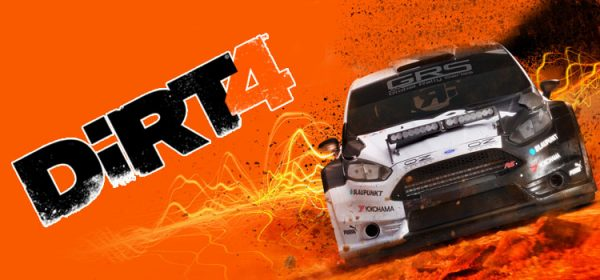 DiRT 4 Free Download FULL Version Cracked PC Game