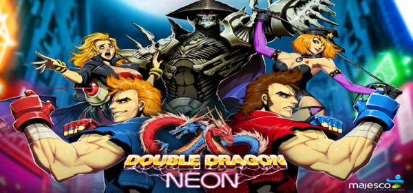 Double Dragon Neon Free Download Full Version PC Game