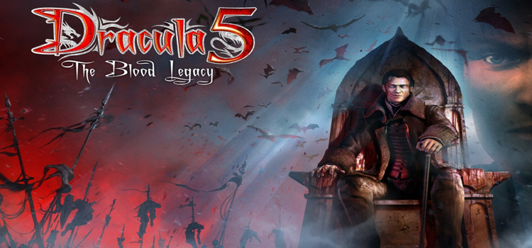Dracula 5 The Blood Legacy Free Download Full PC Game
