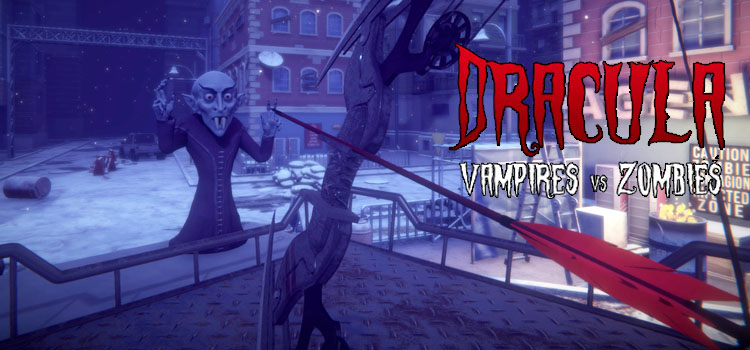 Dracula Vampires Vs Zombies Free Download Cracked PC Game