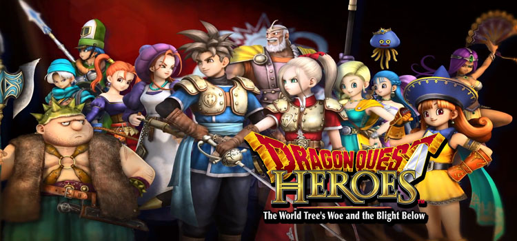 Dragon Quest Heroes Slime Edition Free Download PC Game