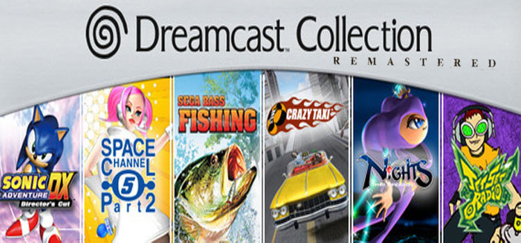 Dreamcast Collection Remastered Free Download PC Game