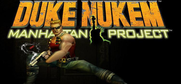 Duke Nukem Manhattan Project Free Download FULL Game