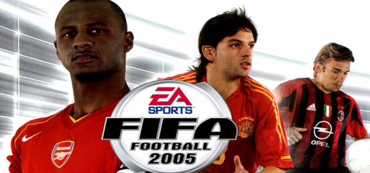FIFA 2005 Download Free FULL Version Cracked PC Game