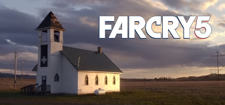 Far Cry 5 Free Download FULL Version Cracked PC Game