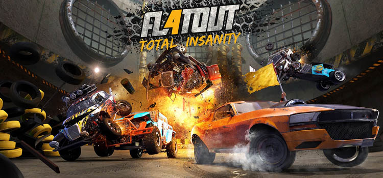 flatout 4 total insanity free download cracked pc game. Black Bedroom Furniture Sets. Home Design Ideas