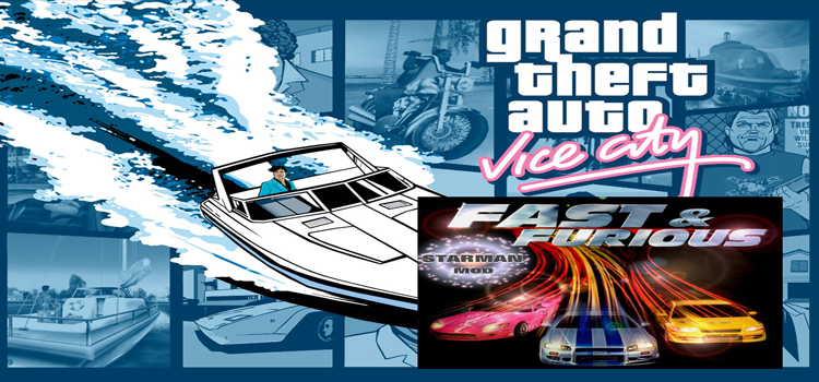 GTA Vice City Fast And Furious Free Download PC Game