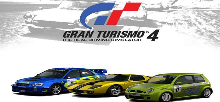 Gran Turismo 4 Free Download FULL Version PC Game