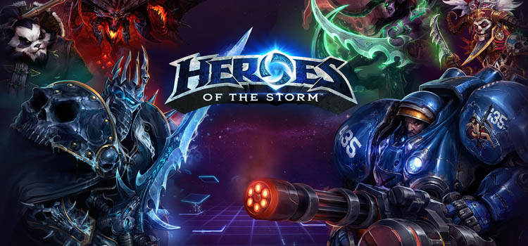 Heroes Of The Storm Free Download FULL Version PC Game