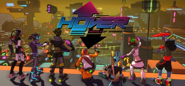 Hover Revolt Of Gamers Free Download Full Version PC Game