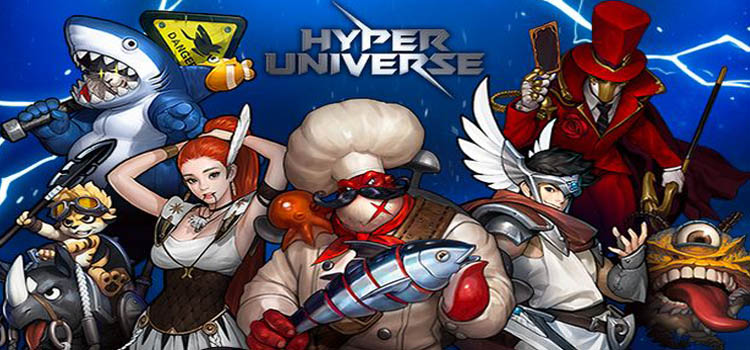 Hyper Universe Free Download Full Version Cracked PC Game