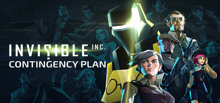 Invisible Inc Contingency Plan Free Download PC Game