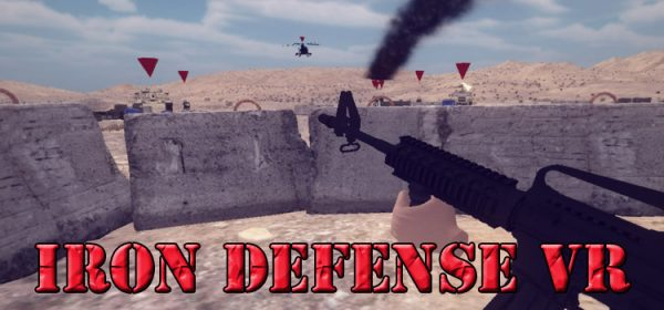 Iron Defense VR Free Download FULL Version PC Game
