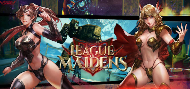 League Of Maidens Free Download FULL Version PC Game