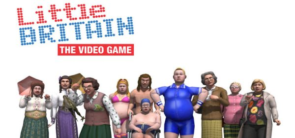 Little Britain Free Download The Video Game PC Cracked