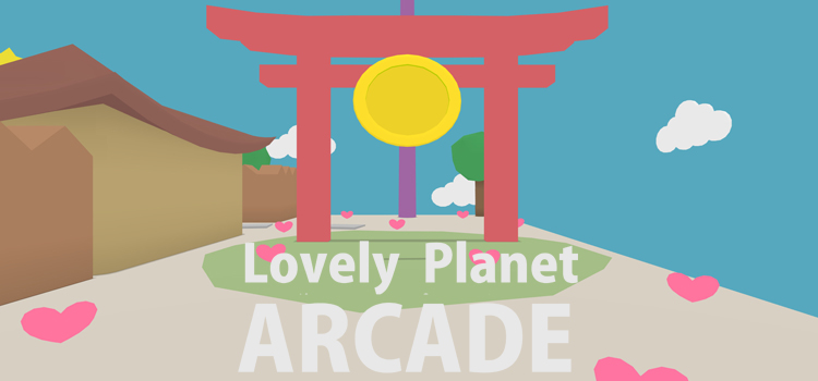 Lovely Planet Arcade Free Download FULL Version PC Game