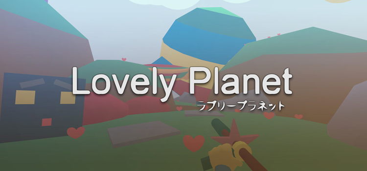 Lovely Planet Free Download FULL Version Cracked PC Game