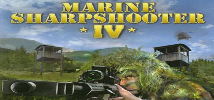 Marine Sharpshooter 4 Free Download Full Version PC Game