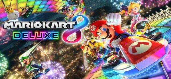 Mario Kart 8 Deluxe Free Download Full Version PC Game